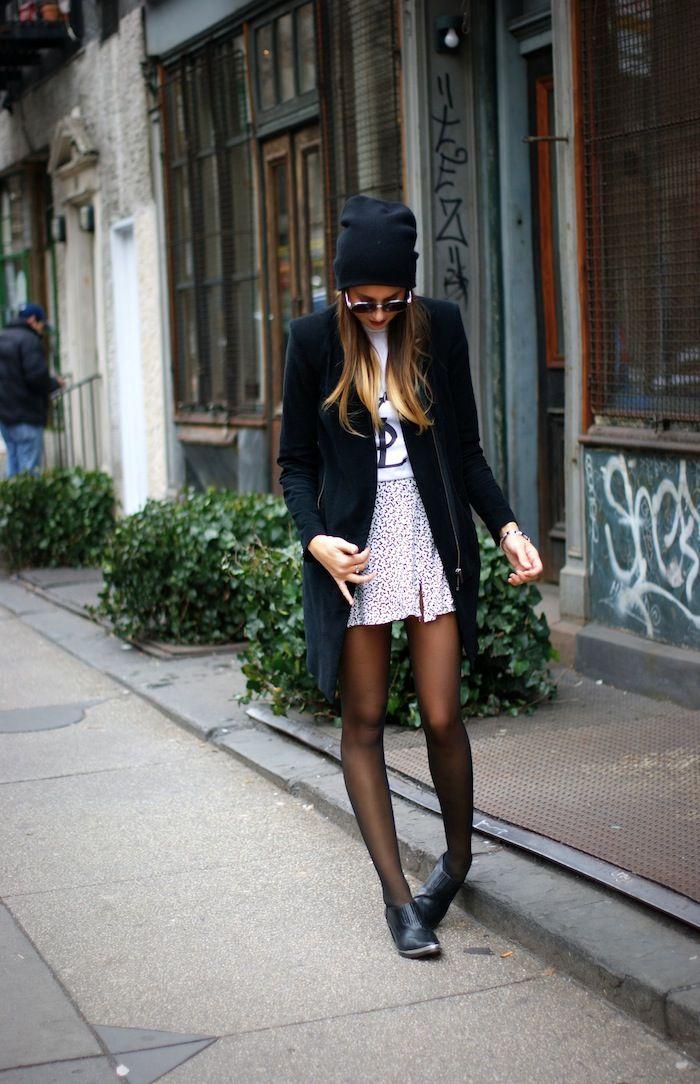 touca preta para inverno