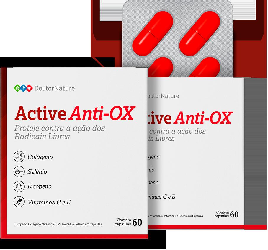 caixa do active anti ox