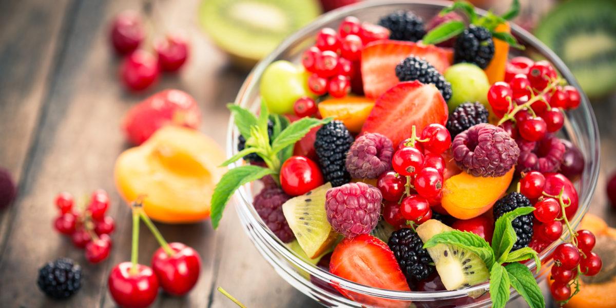 frutas da época de inverno