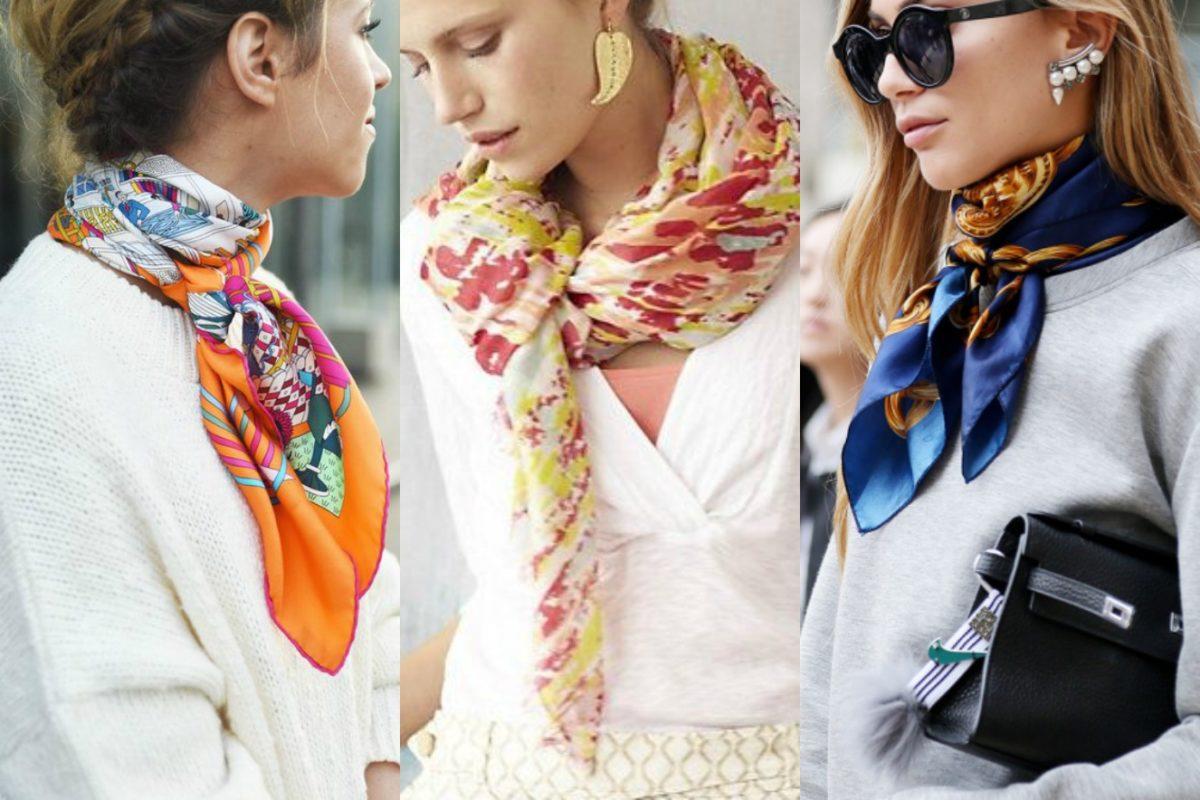 mulheres usando lenco