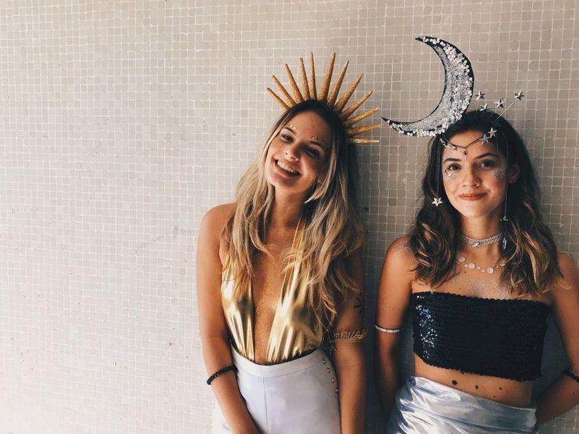 fantasia de carnaval para amigas
