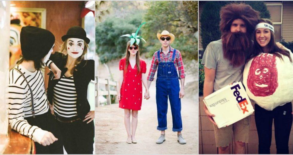 Fantasia de carnaval para casal: Gordinhos, com filhos, de personagens, criativas, engraçadas e muito mais!