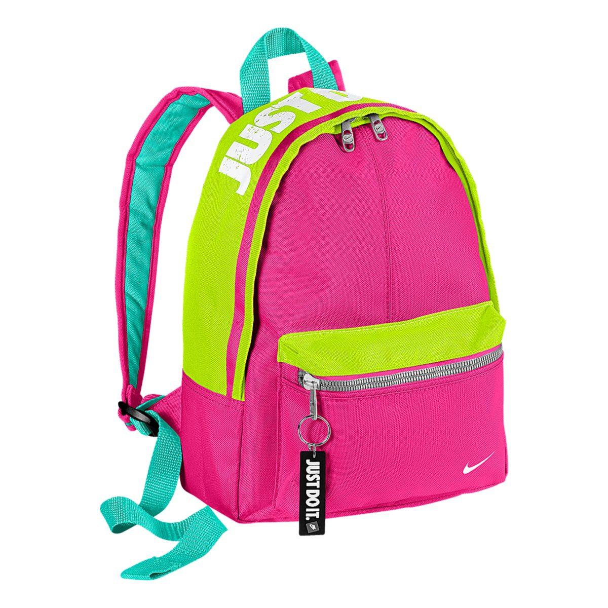 mochila feminina para academia