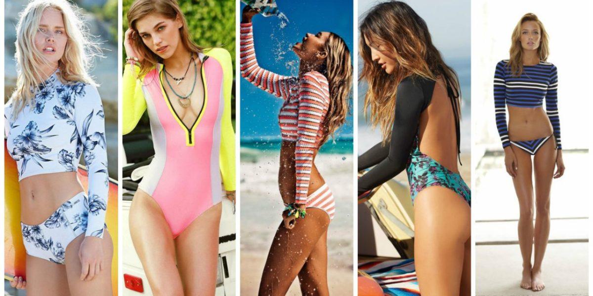 moda praia biquinis e maiôs