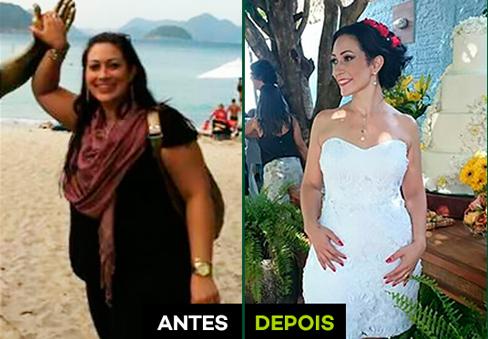 antes e depois depoimentos
