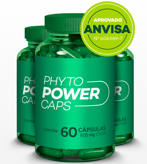 phyto caps frasco