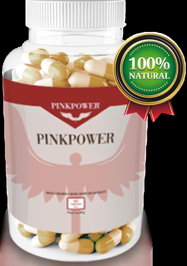 pink power frasco