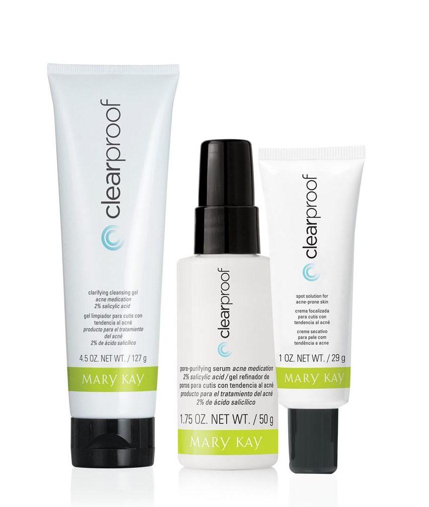 produtos mary kay para acne