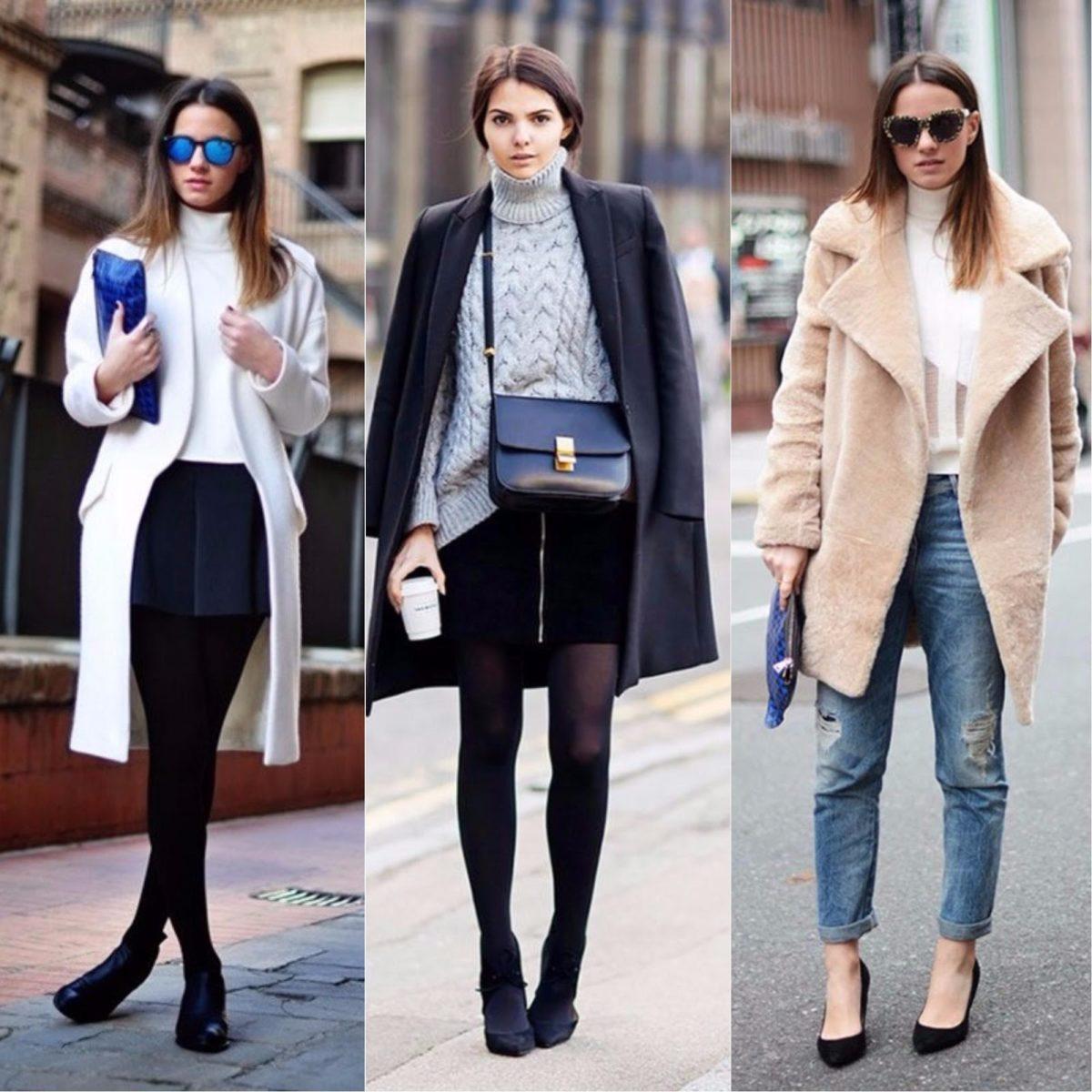 casacos para o frio