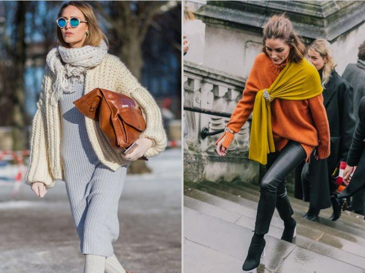 exemplos de roupas de inverno