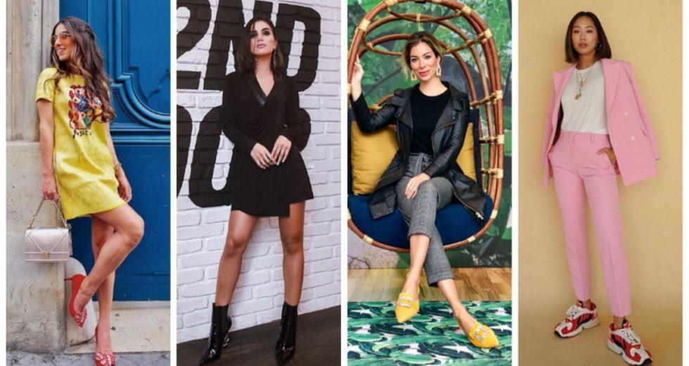 891d8d9b11b Sapatos 2019  Descubra aqui as melhores tendências do ano!