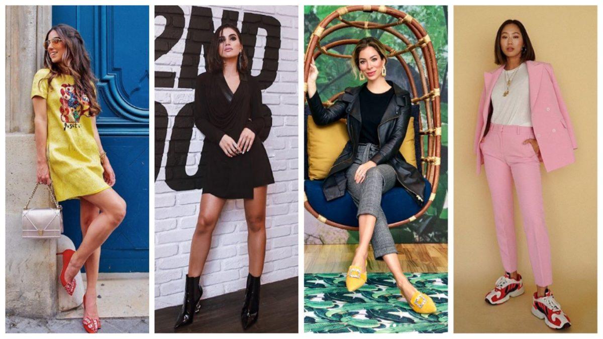 8ed2a017ac Sapatos 2019  Descubra aqui as melhores tendências do ano!