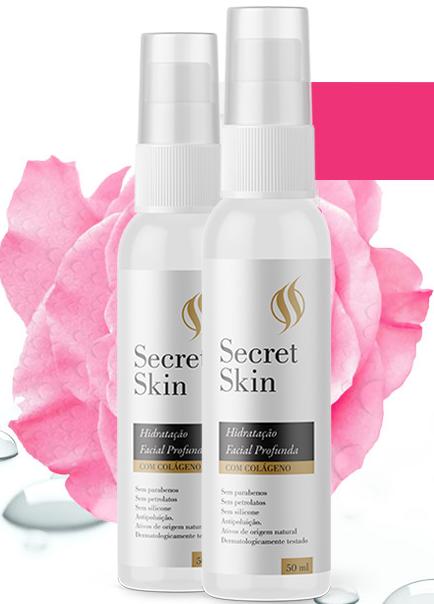 frascos secret skin