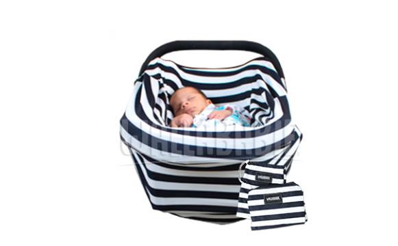 wallababie no bebê conforto