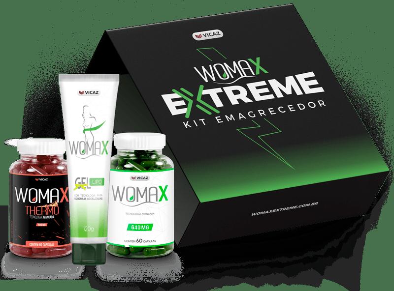 kit do womax extreme