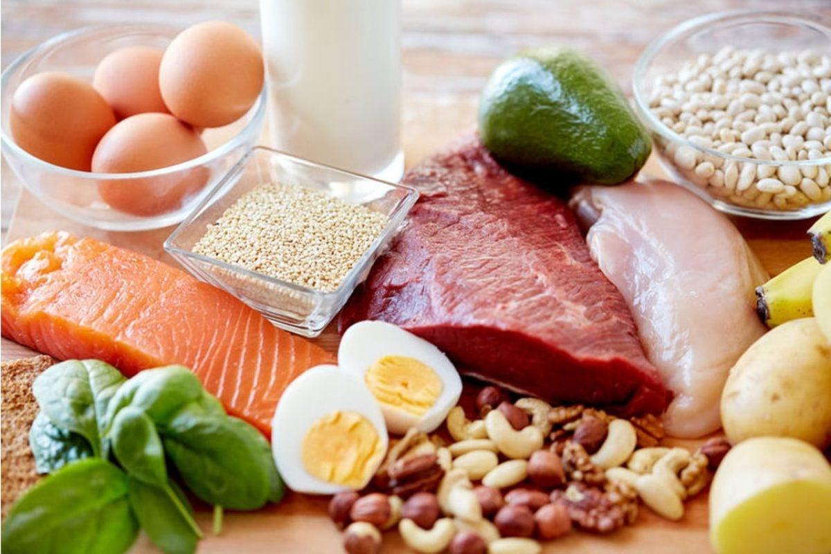 alimentos que possuem o complexo vitaminico b