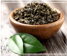 chá verde imagem