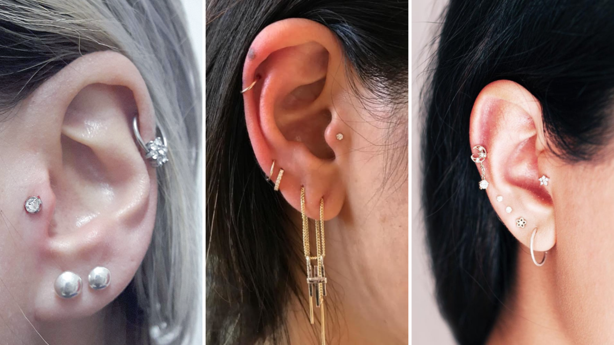 piercing tragus mulheres