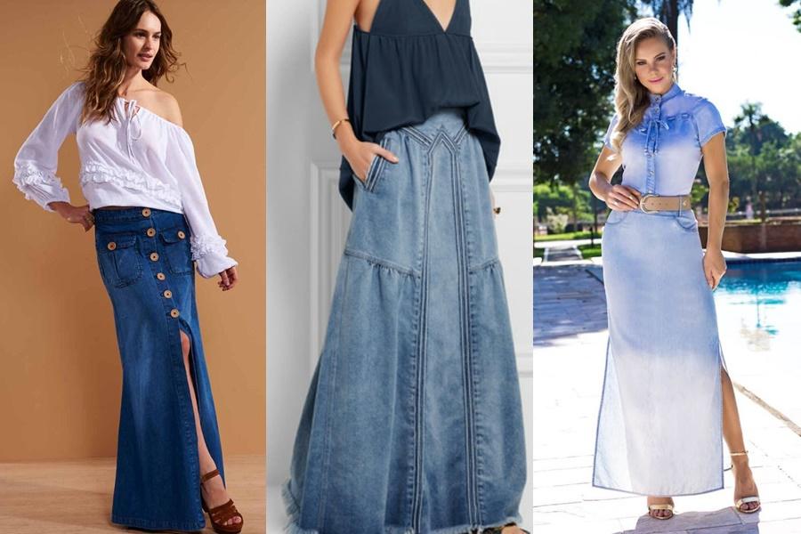 ae1432de2 Saia jeans  Veja os modelos tendência para 2019 e monte seu look!
