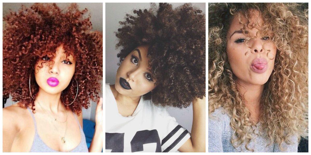 modelos de cabelo afro black power