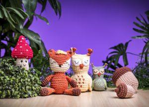 Amigurumi de gatinho, urso, boneca, polvo, cachorrinho…Veja dicas para fazer um!