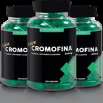 Cromofina embalagem