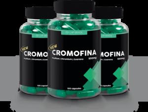 cromofina frasco