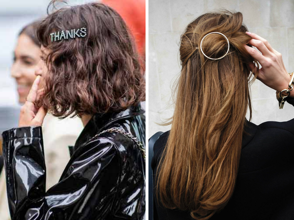 presilhas para cabelo 2019