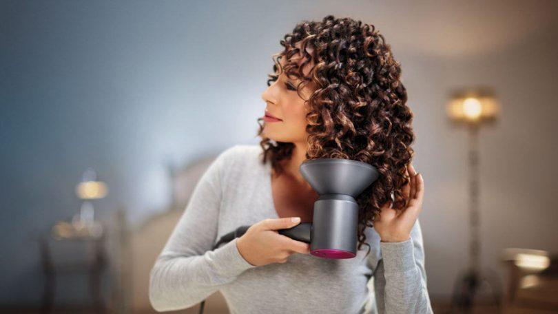secador de cabelo com difusor