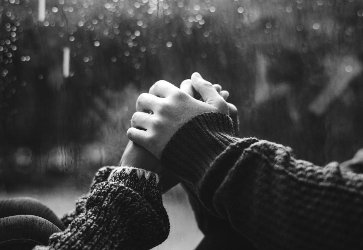 foto de amor triste
