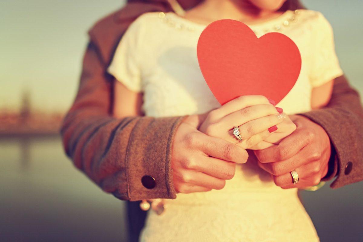 foto de amor de coração