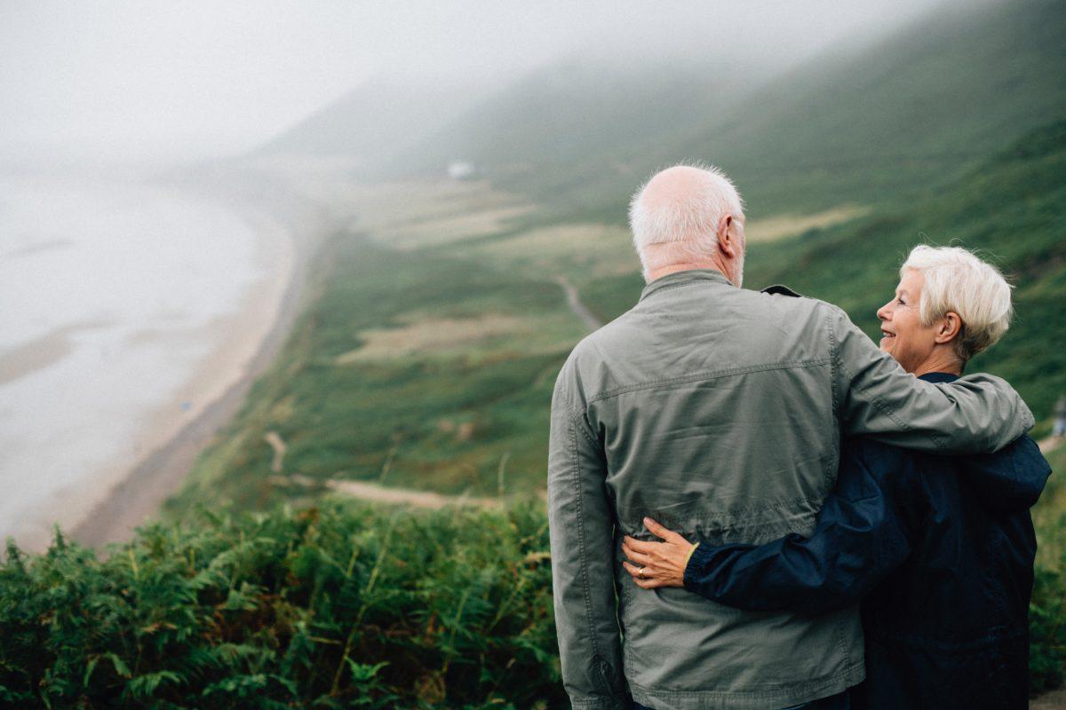 foto de casal mais velho