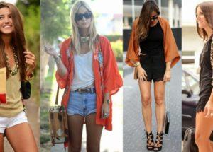 Kimono feminino: Quais são os tipos mais usados? Como posso usá-lo no verão? Fique por dentro!