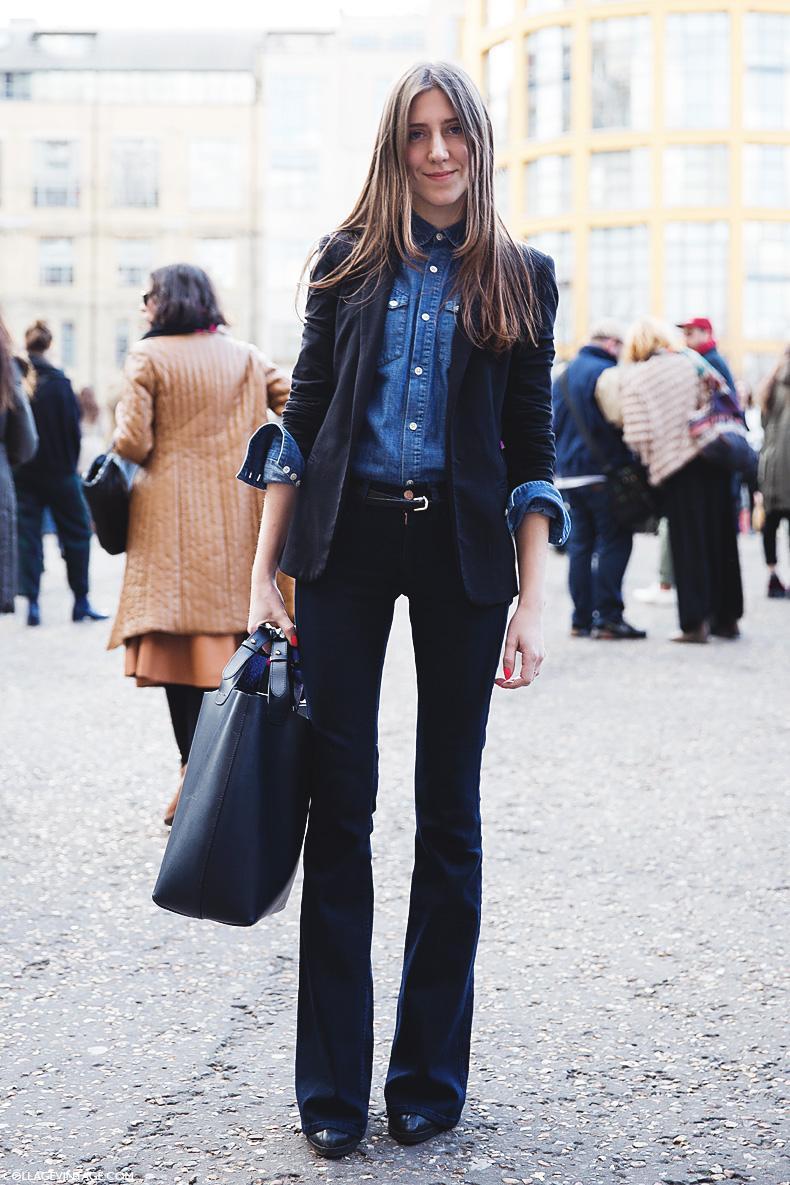 Look elegante com calça e bota