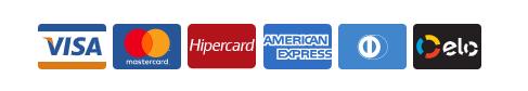 bandeiras do cartão de crédito