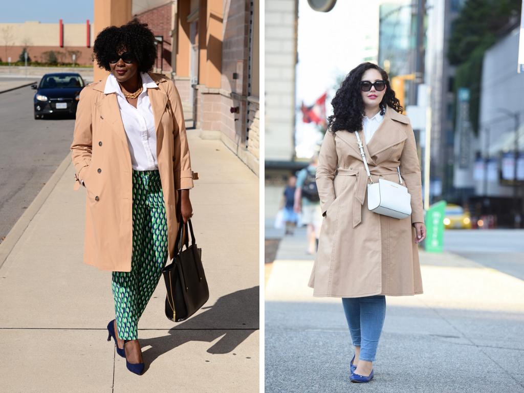 casaco para gordinhas plus size