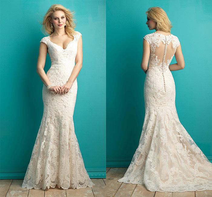 Vestidos de Noiva Sereia: Quando e Como Usar. | Psiu Noiva