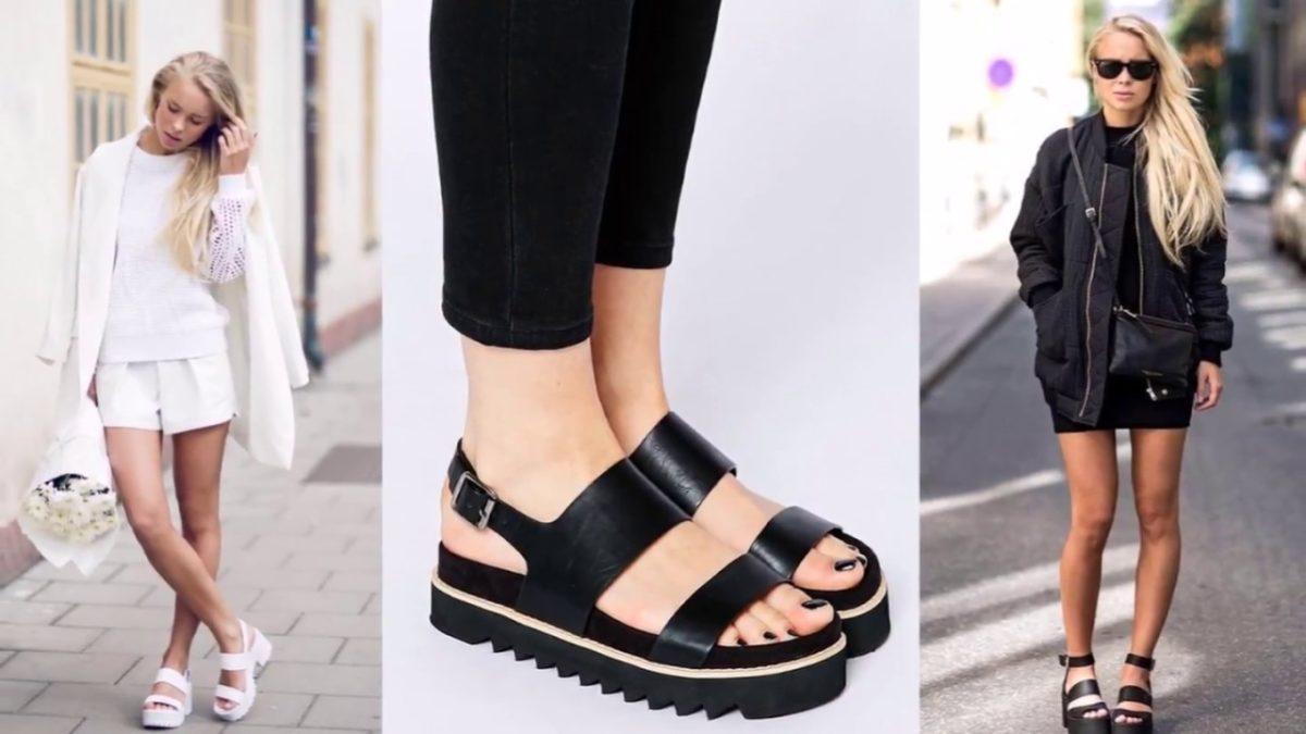 flatforms como sapatos 2019